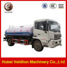4x2 Water Delivery Truck Water Storage Truck