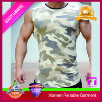 Hot sale custom mens sport gym tank top for sportswear