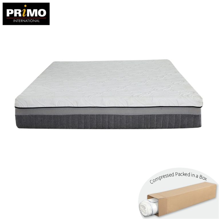 11 Inch inexpensive happy dream innerspring hybrid mattress pads germanium - Jozy Mattress | Jozy.net