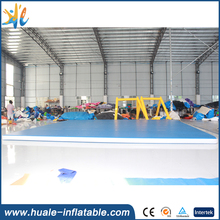 Inflatable tumbling mats,used inflatable gymnastic mats for sale