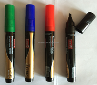 Enviroment-friendly permanent marker pen for office use