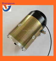 Factory selling brush hydraulic dc motor