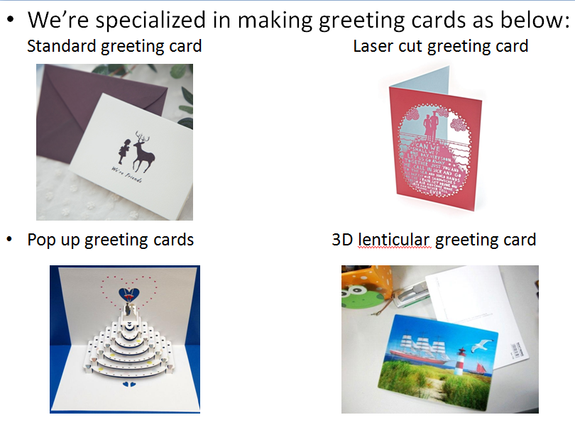 Hand Made Christmas Greeting Card 3d Christmas Card Pop Up