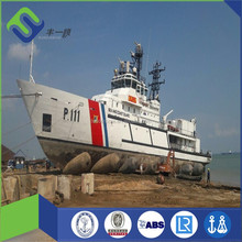 China well-known ship rubber airbag for landing, launching and salvage