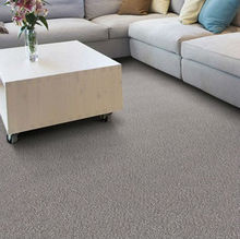100% PP grey carpet/cut pile thick carpet moquette(model Huguang)