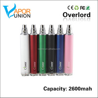 2015 mosler clover twisting battery HOT Good selling e cigarette ego ce4 kit ego shorty cone