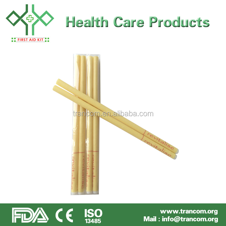 indian hopi ear candle,100% pure beeswax ear cones