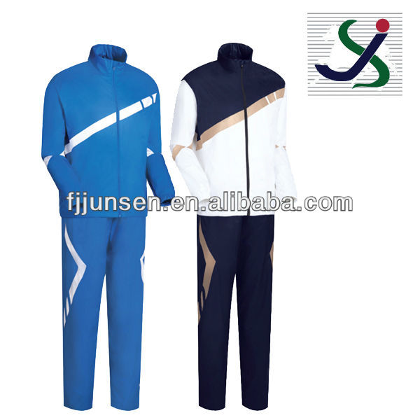 Mens new 2017 sports training soccer tracksuits