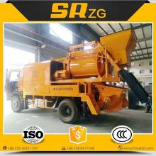 Special useful concrete mixer cement pump