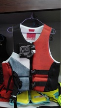 USCG approved marine neoprene PVC foam custom life jackets