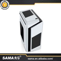 SAMA Brand New High Quality With Micro Atx Power Supply Mini Itx Pc Cases