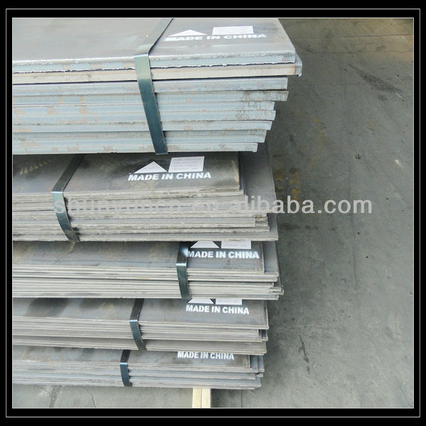 Q235B SS400 S235JR A36 Q345B S275JR Mild steel hot rolled low carbon steel plate