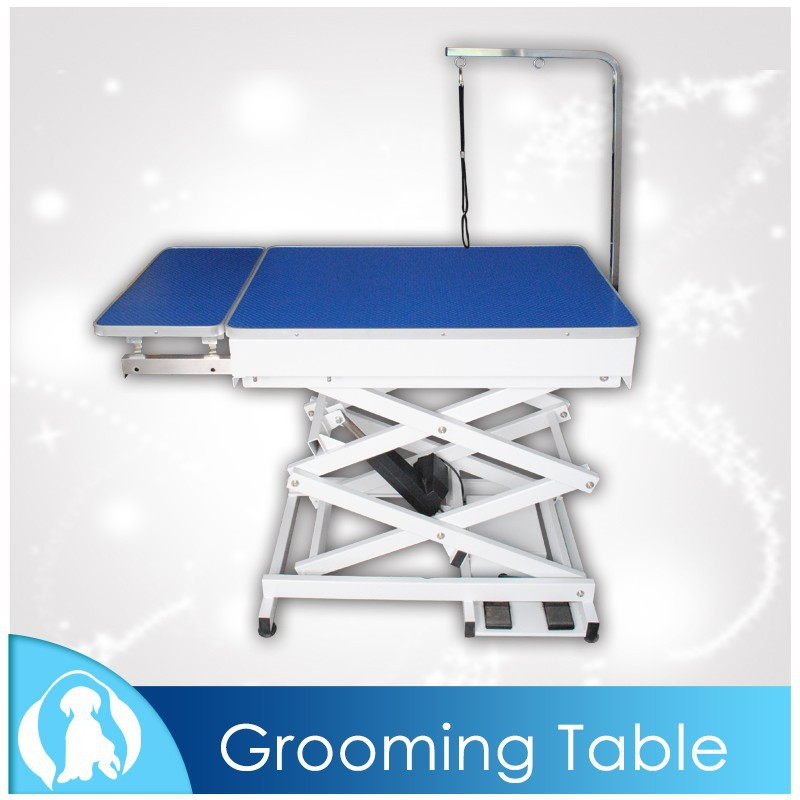 2017 Adjustable Grooming Table Electric Lifting Dog Table for Pet Grooming N-109