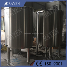Food grade Stainless steel buffer tank 500 liter tank