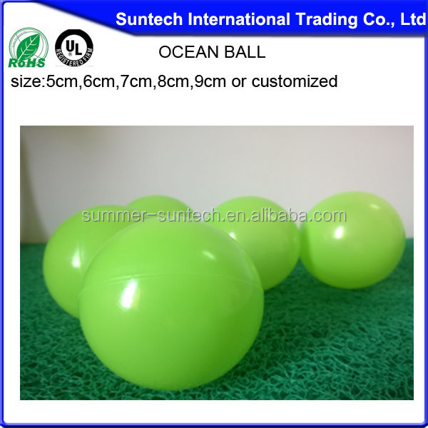 28CM Diameter Clear Plastic christmas ball
