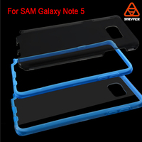 2016 New 2016 biaoxin design case for samsung galaxy note 5 cover, PC/TPU custom made for samsung galaxy note 5