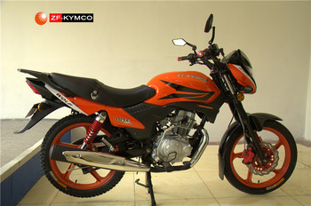 150Cc Zf-Kymco Motorcycle Gas Motorcycle For Kids