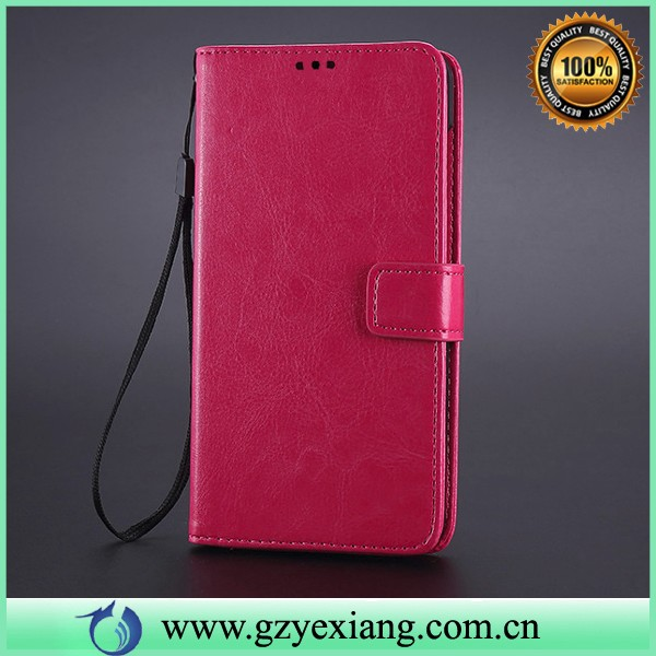 luxury wallet leather case for samsung galaxy j1ace phone cover