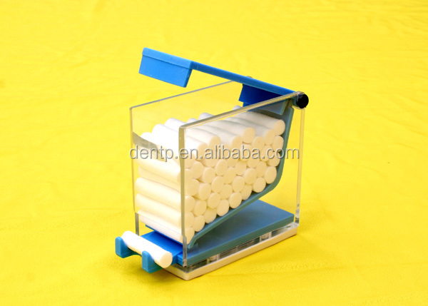 Press, Drawer, Rotary Type Cotton Roll Container / Dental Dispenser Cotton Roll
