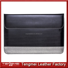 "Premium Genuine Leather Bag Sleeve For 13"" MacBook Air/MacBook Pro,For 13 Inch Macbook Leather Sleeve"