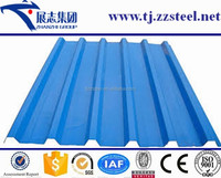 Blue Corrugated Roofing sheet