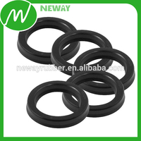 Molded Custom Silicone Rubber EPDM Flat Sealling Gasket