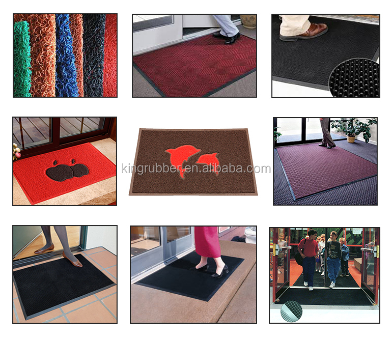 China Professional Cheap Kids Rubber Floor Tiles