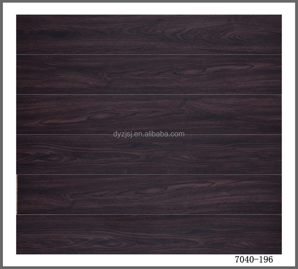 click lock wood effect pvc laminate flooring