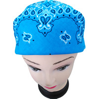 Hip hop teens ideal hair accessproes for short hair bandana caps