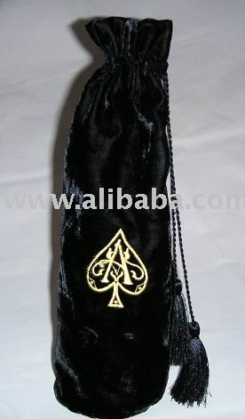 Bottle Bag, Wine Bag, Velvet Bag & Embroidery Bag
