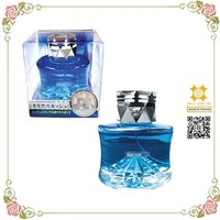Hot diamond popular liquid car air perfume