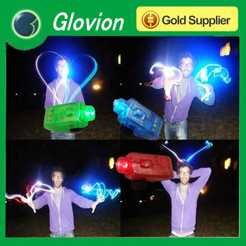 Party favor glowing finger light, flashing led light, wholesale led finger light