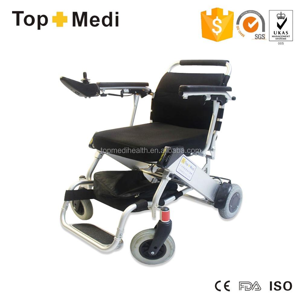 Topmedi Medical Equipment Outdoor Deluxe Folding