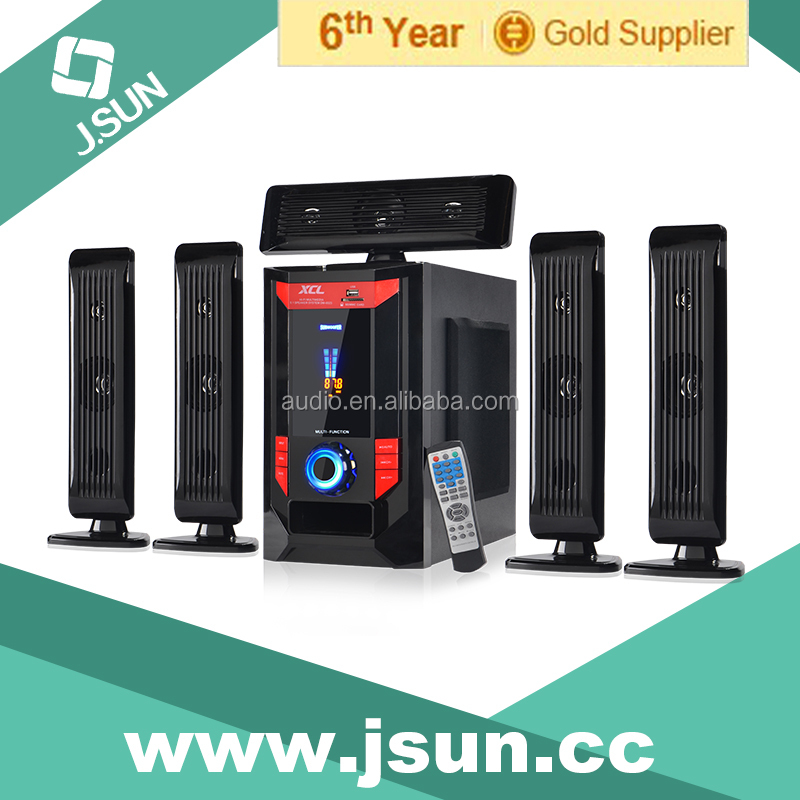 Hot 5.1 new design bluetooth subwoofer