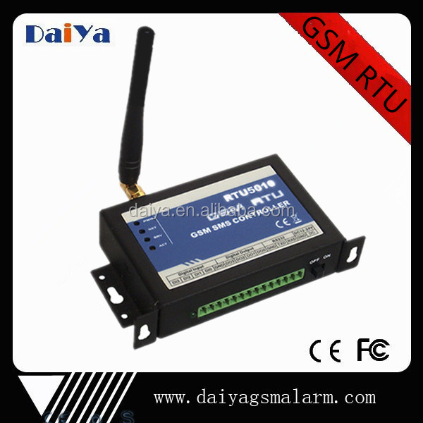 DAIYA 3g modem with 4input+4output RTU5010
