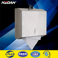 cheap bathroom 304 stainless steel toilet paper dispenser toilet paper towel dispenser