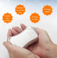 Double Sided Pocket Usb Hand Warmer
