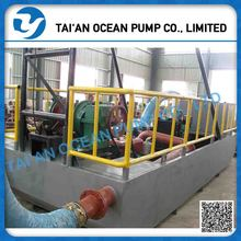 River sand suction used dredging equipment