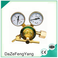 Oxygen Gas Regulator For Oxygen Container