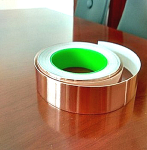 China Manufacturer Conductive Adhesive Copper Foil Tape For Soldering
