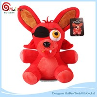 Lively Five Nights at Freddy's Red Fox Sex plush children Minion doll stuffed toy