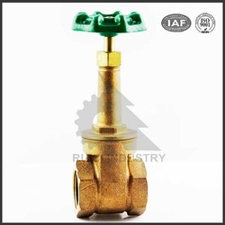 Customized long stem gate valve
