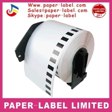 Brother Compatible DK-22205 Continuous Label With 4 Reusable Cartridge