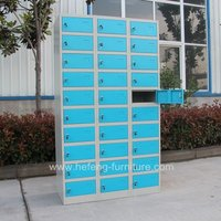 Modern Elegant Shoe Cabinet with Beautiful Color