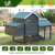 high quality commercial poultry house with cleaning tray