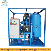 Centrifugal Transformer Oil Cleaning System