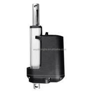 12inch Stroke Tubular and Magnetic Linear Actuators,High power Linear Actuators