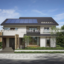 Quick build bali wooden houses qualified by SGS, UL and low cost
