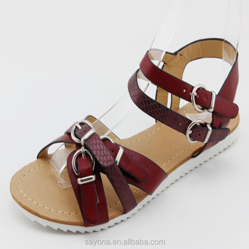 company various colours sandal upper