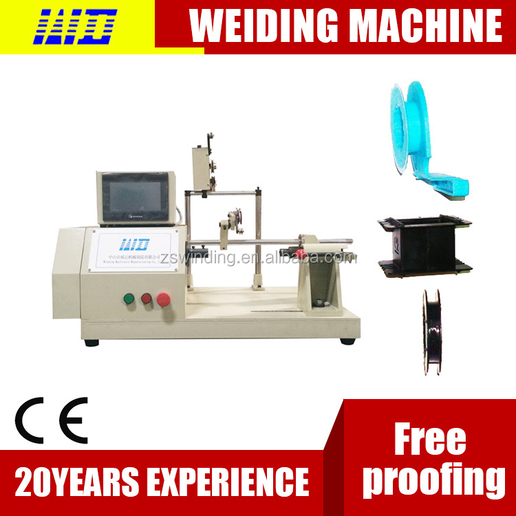 Quality Guaranteed 5000rpm Best transformer coil winding machine price/coil winding machine Factory price